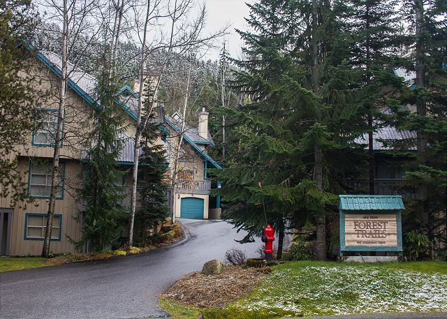Forest Trails 3 Bedroom Unit #8 FOB