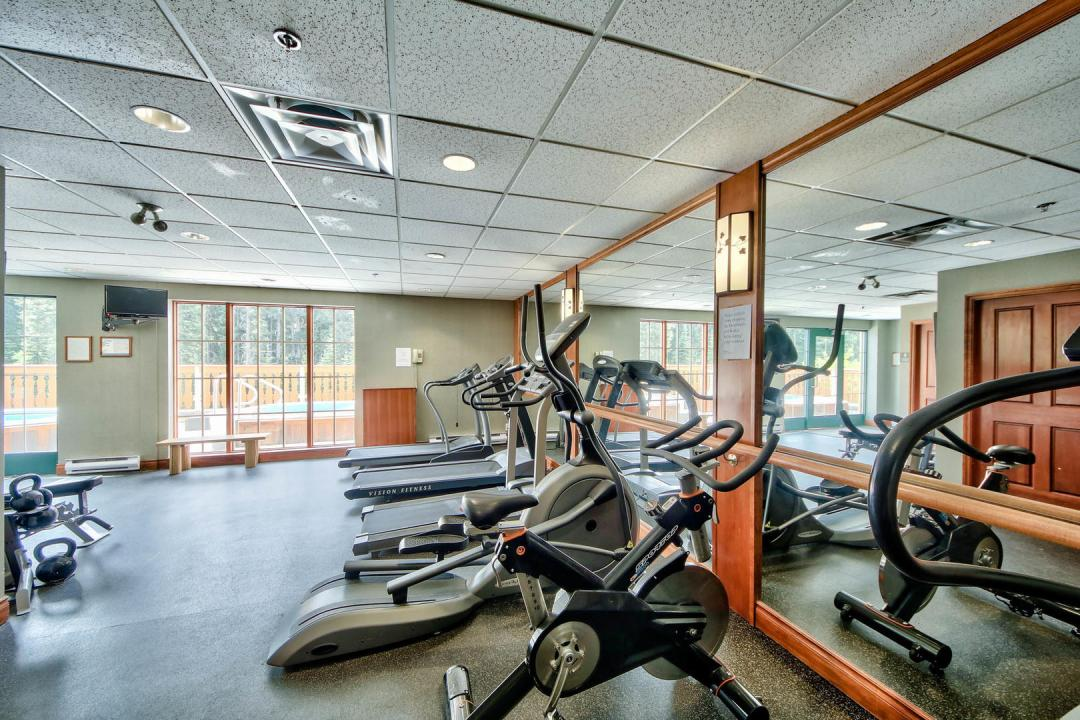 Hearthstone Lodge Studio SK Gym