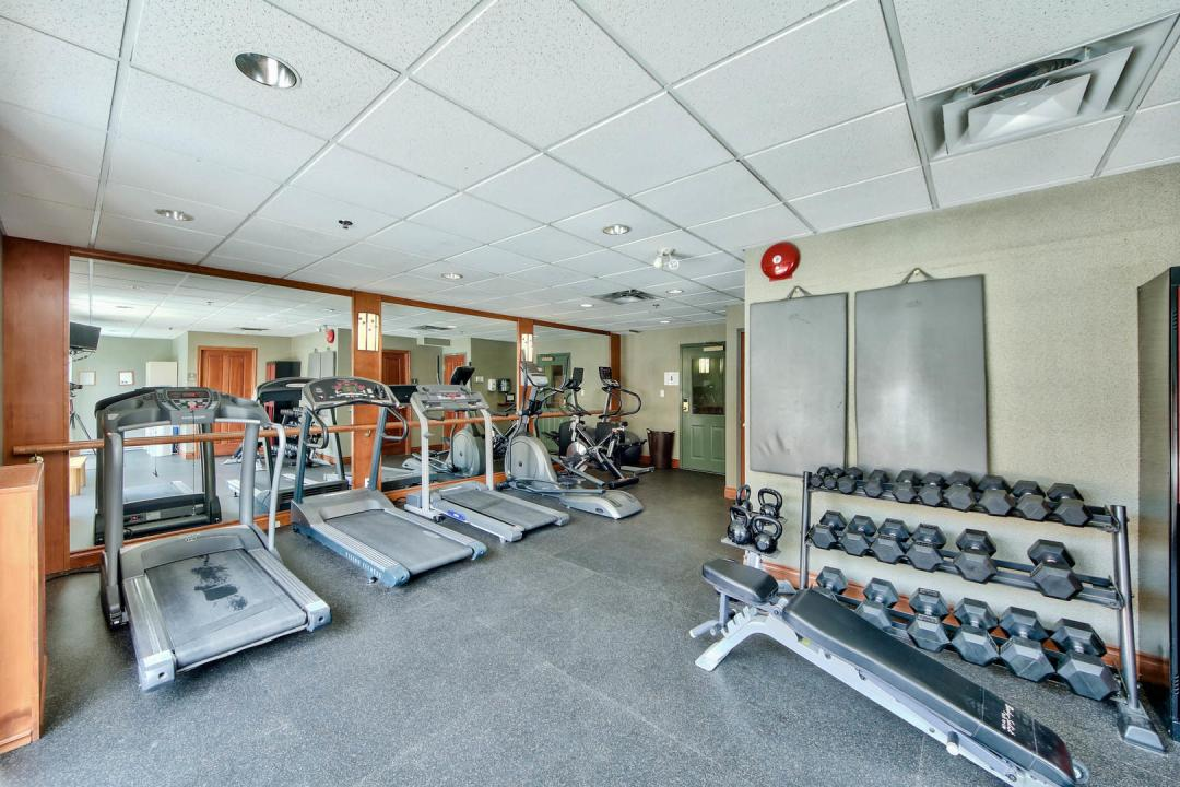 Hearthstone Lodge Studio SK Gym