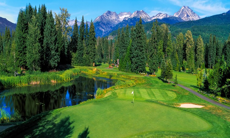 Nicklaus North Golf Course Whistler (5)
