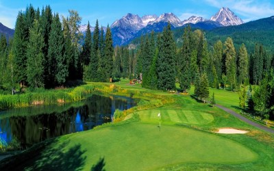 Nicklaus North Golf Course Whistler