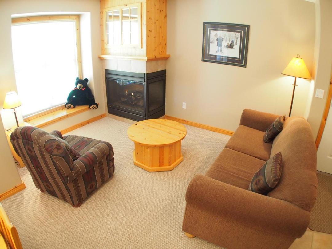 Crystal Forest 1 Bedroom Unit #11 LR