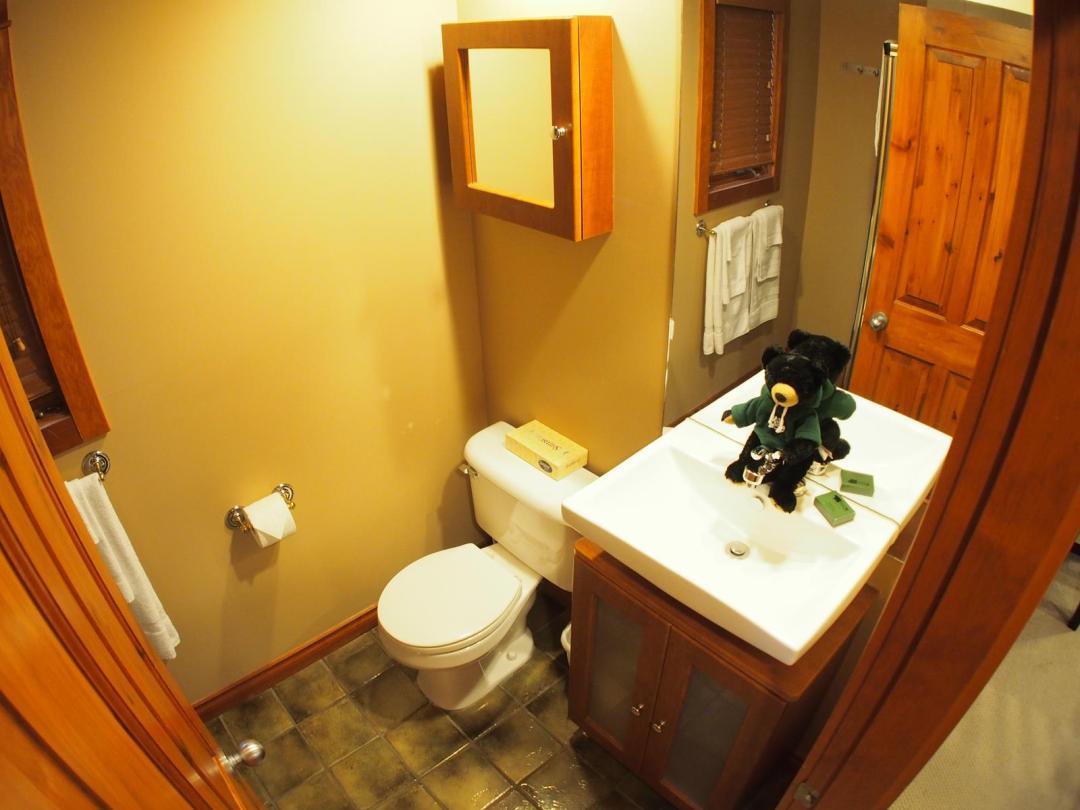 Timberline Village 3 Bedroom Unit #40 Bath