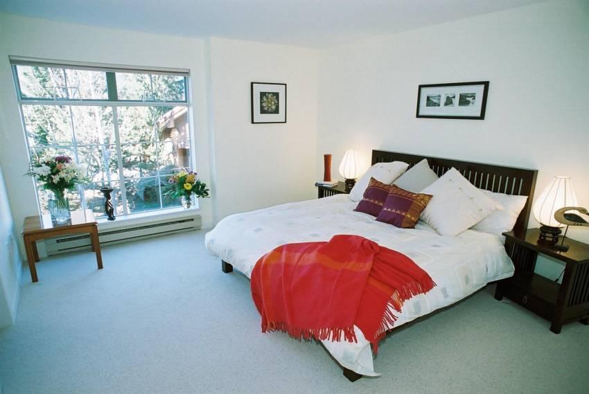 Snowy Creek Whistler Bedroom
