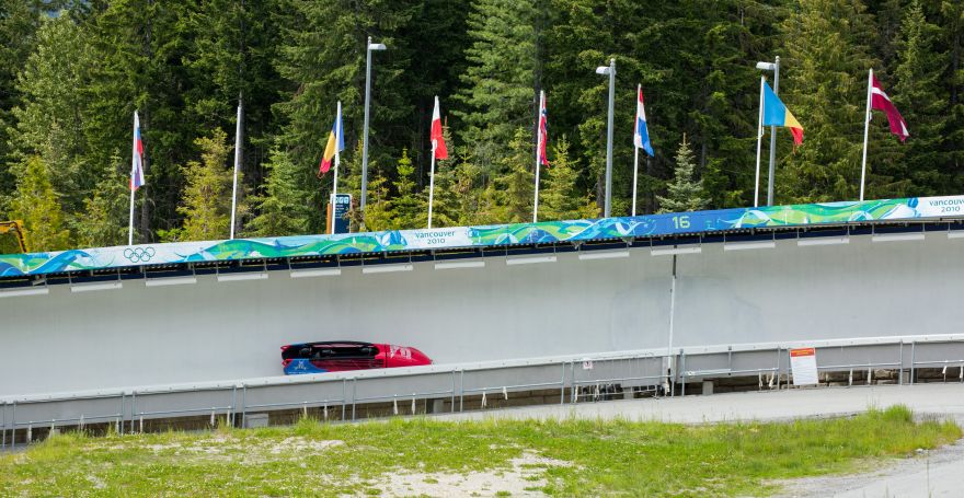 Summer Bobsleigh Whistler Sliding Centre Rolling Thunder (1)