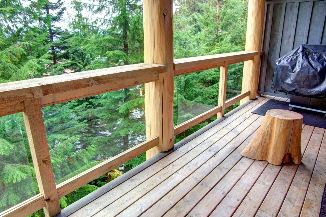 Taluswood Phase 1 3 Bedroom Unit 23 DECK