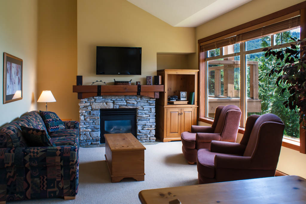 Accommodation Whistler 3 Bedroom Taluswood The Bluffs
