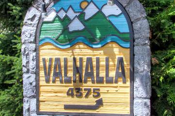 Valhalla 2 Bedroom Unit #13 SIGN