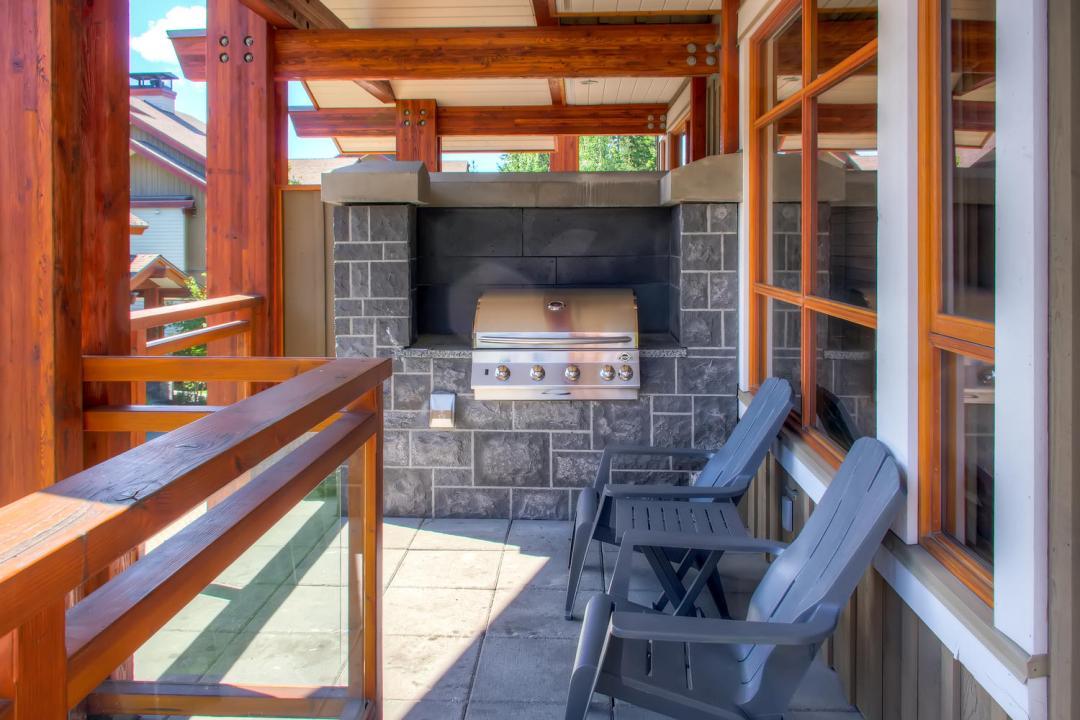 Whistler 4 Bedroom Rental Home