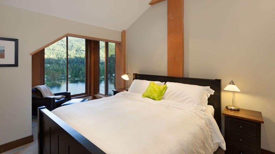 Whistler 8 Bedroom Rental Home Bedrom