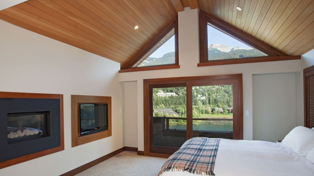 Whistler 8 Bedroom Rental Home Bedroom