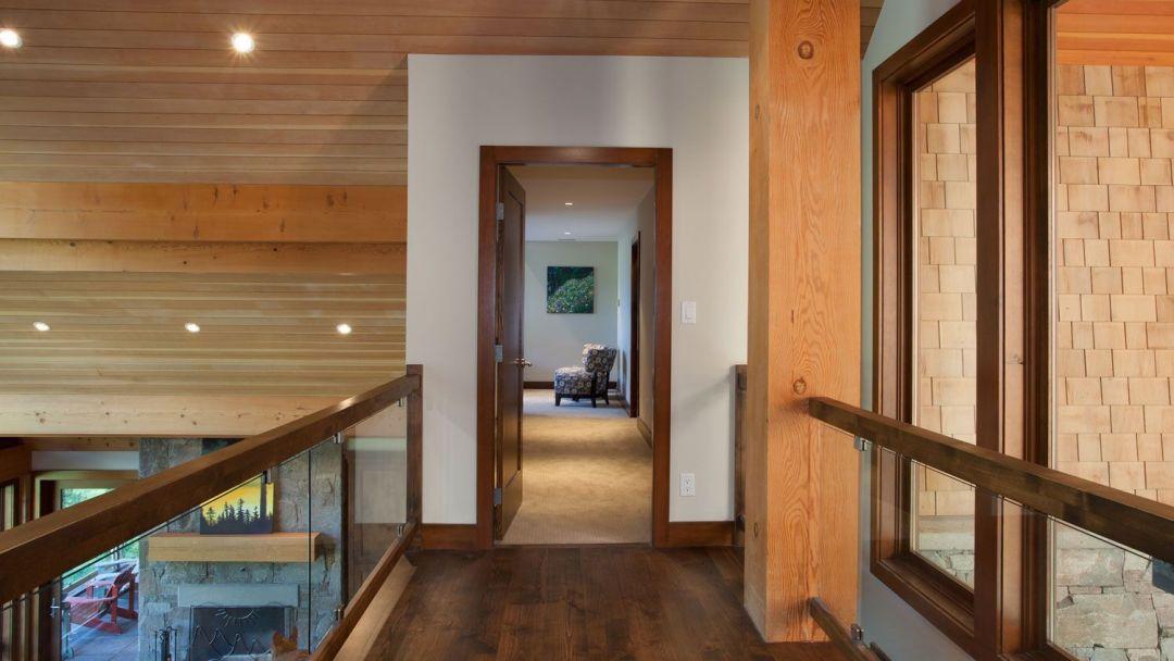 Whistler 8 Bedroom Rental Home Hall