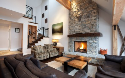 5 Bedroom Whistler Accommodation Pinnacle Ridge