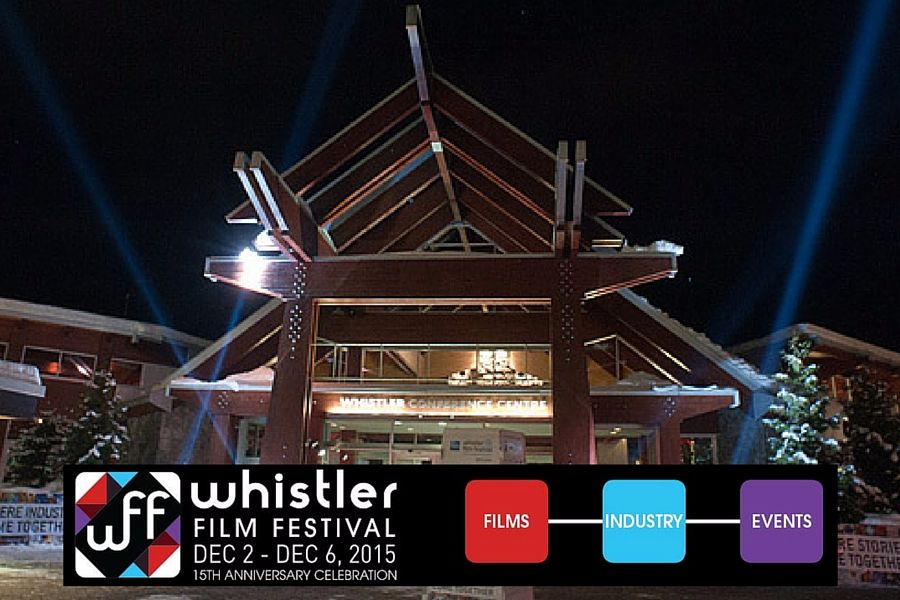 Whistler Film Festival :: 15th Anniversary