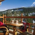 Whistler Four Seasons Premier Room Balcony