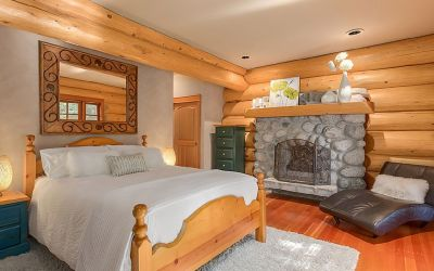 Private Collection Whistler Luxury Log Chalet