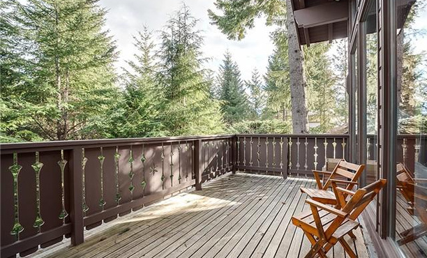 Whistler Rental Home 4 Bed Alpine Chalet (1)