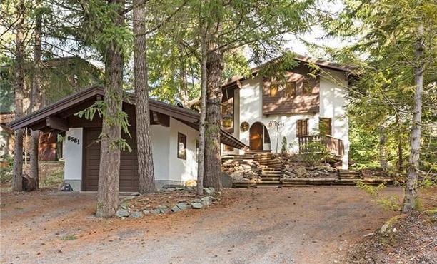 Whistler Rental Home 4 Bed Alpine Chalet (2)