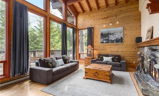 Whistler Rental Home 4 Bed Alpine Chalet (3)