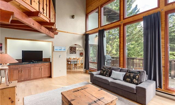 Whistler Rental Home 4 Bed Alpine Chalet (6)