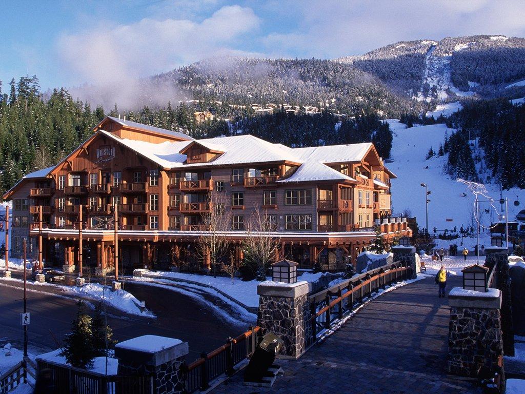 Whistler The Legends Legends Winter Exterior