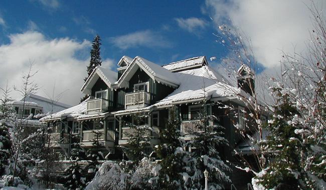 Whistler Village Accommodation - Granite Court