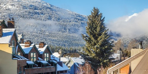 Whistler Village Accommodation Sundial Boutique Hotel (7)