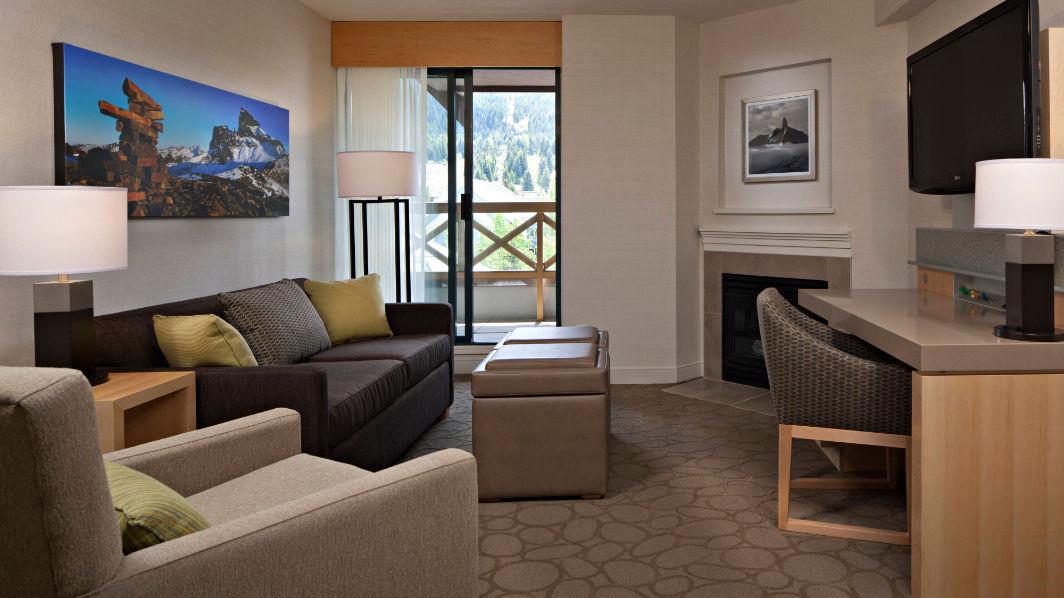 Whistler Village Hotel Delta Whistler Village Suites by Marriott (14)