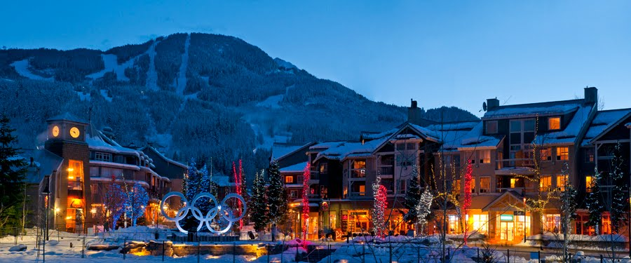 holidays in whistler