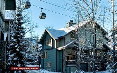 Whistler Snowy Creek 5 Bedroom Ski In Ski Out