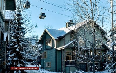Whistler Snowy Creek 5 Bedroom Ski In Ski Out