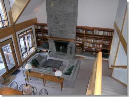 Whistler Cedar Creek F Living Room