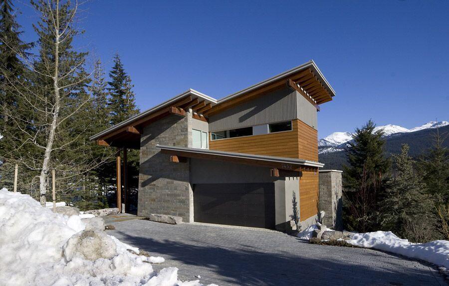 Whistler Contemporary Rental Home