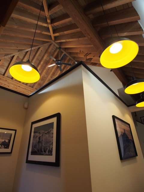whistler village penthouse vaulted ceilings