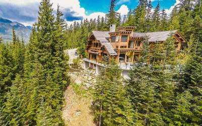 Kadenwood 7 Bedroom Whistler Rental Home