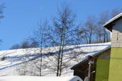 Haupthang Skilift Erzgebirge