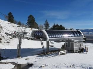 Brand new lift: 1000 ft/min