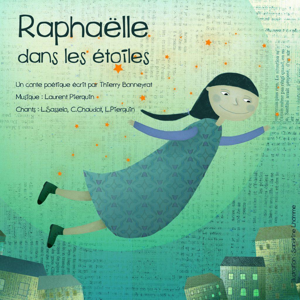 RAPHAELLE DANS LES ETOILES
