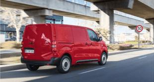 Citroën Dispatch pricing