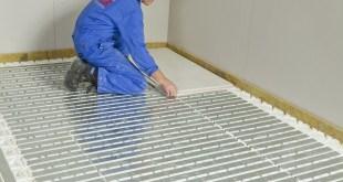 Knauf Brio dry screed boards