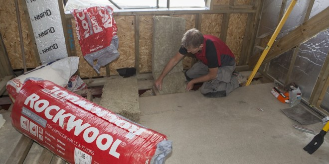 Rockwool Sound Insulation review