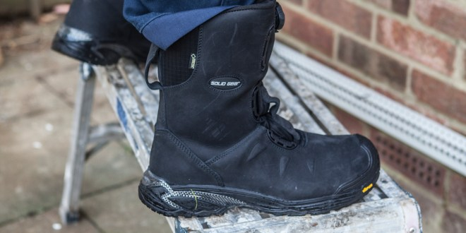 Polar GTX Safety Boots