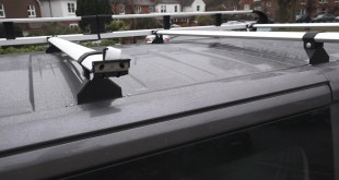 Van Guard roof rack review