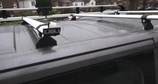 Van Guard roof rack review