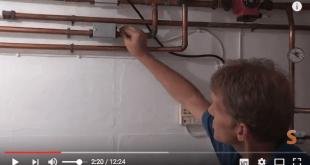motorised valve problems