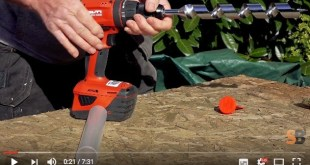 Hilti Hammer Drill Driver review