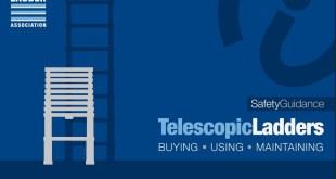 unsafe telescopic ladders