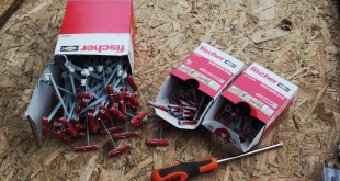 Fischer fixings review