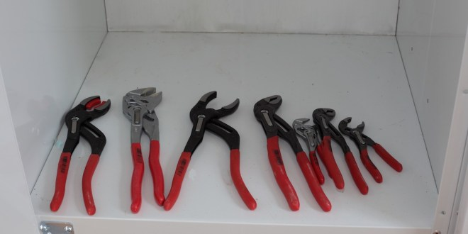 Knipex grips review