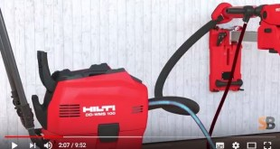 Introducing the Hilti DD-WMS 100 Water Management System